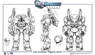 motorola atrix 4g: Images de DC Universe Online Lex Luthor