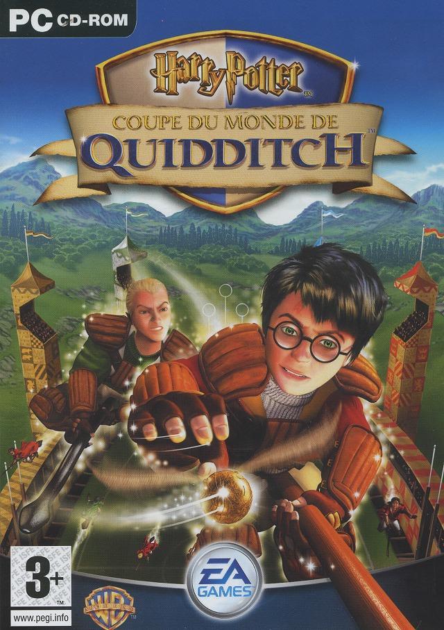 Jeu De Balai Harry Potter : balai, harry, potter, Harry, Potter, Coupe, Monde, Quidditch, Jeuxvideo.com