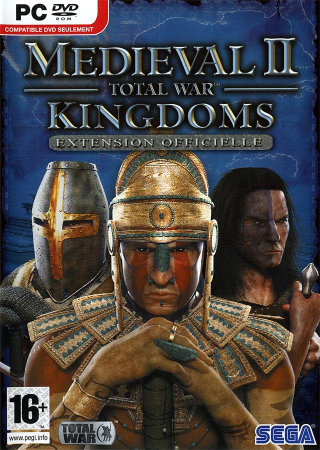 Medieval II Total War Kingdoms Sur PC