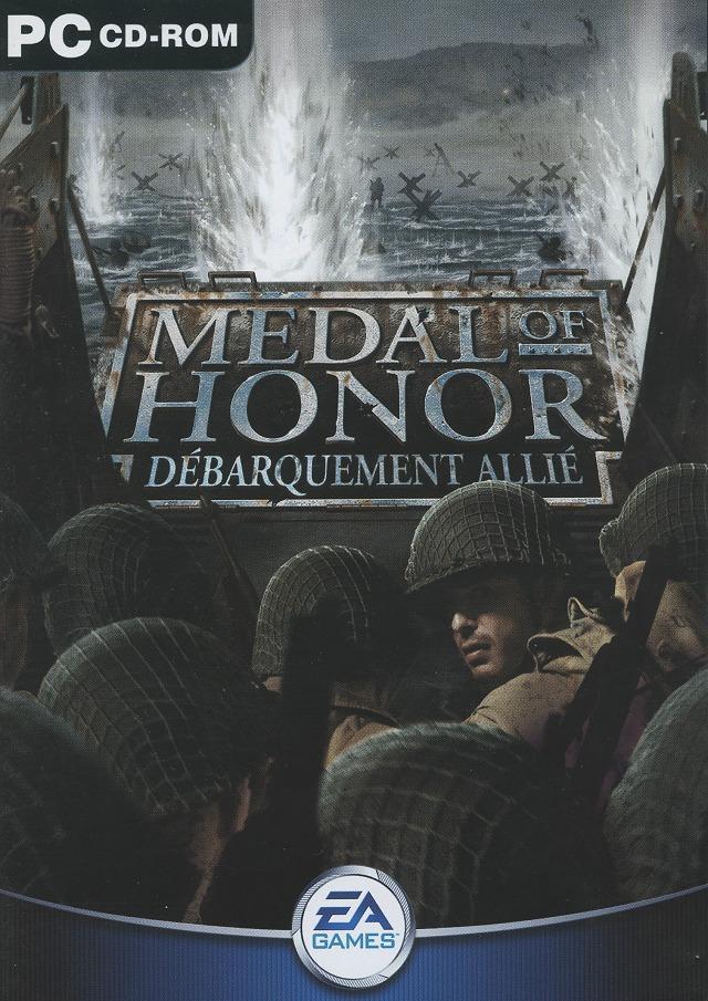 Medal Of Honor Dbarquement Alli Sur PC