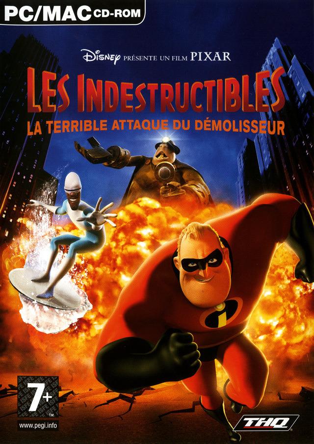 Les Indestructibles 2 Streaming Vf : indestructibles, streaming, Indestructibles, Terrible, Attaque, Démolisseur, Jeuxvideo.com
