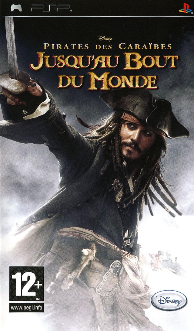 Jusqu Au Bout Du Monde Pirate Des Caraibes : jusqu, monde, pirate, caraibes, Pirates, Caraïbes, Jusqu'au, Monde, PlayStation, Portable, Jeuxvideo.com