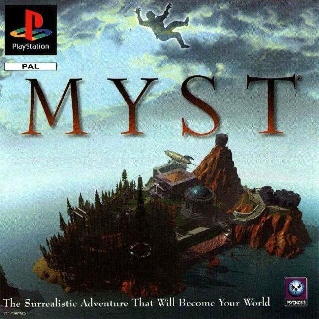 Myst Sur PlayStation