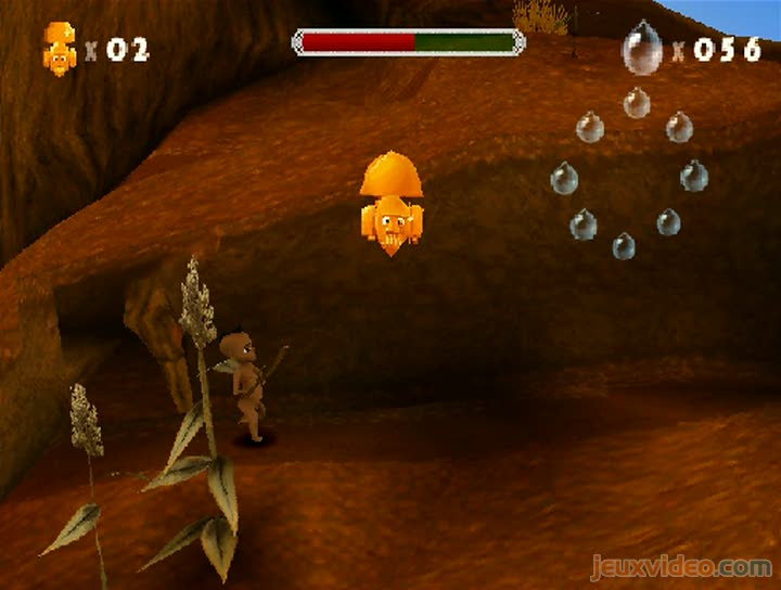 Gameplay Kirikou Kirikou Est Petit Mais Cest Mon Ami