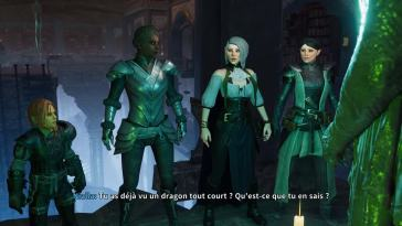 Gameplay Solasta Crown of the Magister : Explorons un donjon