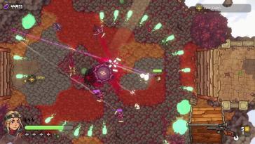 Bande-annonce Black Skylands : un open world rétro à explorer à pieds ou en vaisseau !