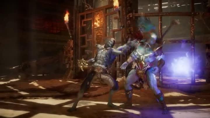 Bande Annonce Mortal Kombat 11 Kollector Un Personnage Indit