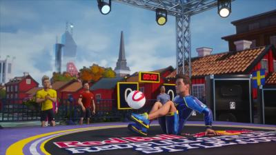 Street Power Football trailer: free DLC on the way – gamescom 2020