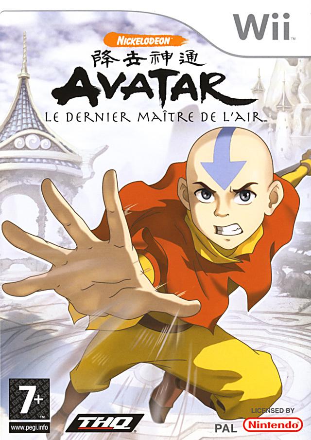 Le Dernier Maitre De L'air Suite : dernier, maitre, l'air, suite, Avatar, Dernier, Maître, L'Air, Jeuxvideo.com