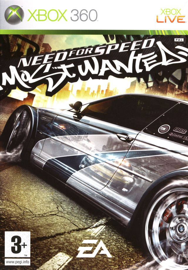 Need For Speed Most Wanted Sur Xbox 360