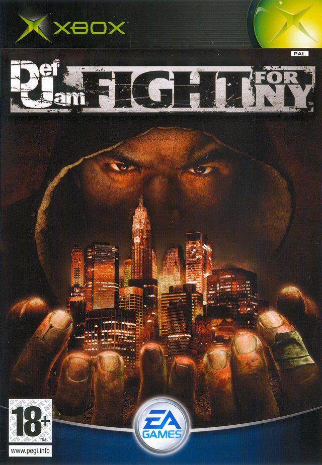 Def Jam Fight For NY Sur Xbox