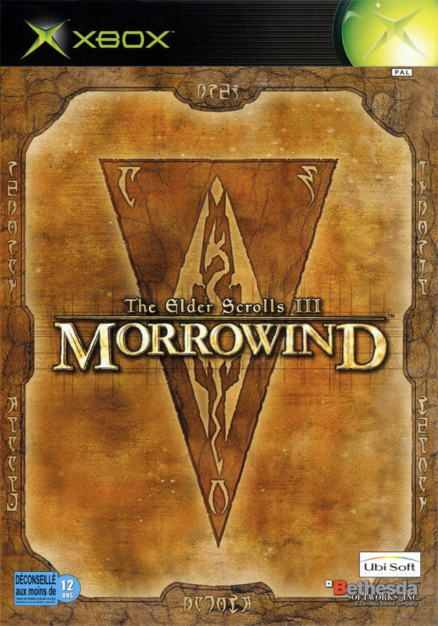 The Elder Scrolls Iii Morrowind Xbox