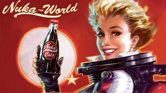 Nuka Cola Hd Wallpaper Test De Fallout 4 Nuka World Par Jeuxvideo Com