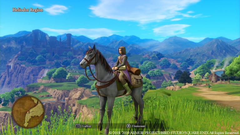 Dragon Quest XI S : Square Enix précise les histoires additionnelles prévues - Actualités - jeuxvideo.com