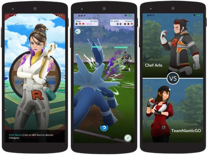 Pokémon GO: Team Rocket is back with a special study