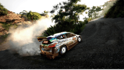 WRC 9 confirmed at PS5 launch in 4K / 60 FPS