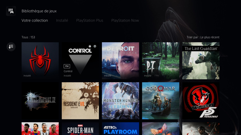 How to optimize your disk space on PS5?  Our advice and tips