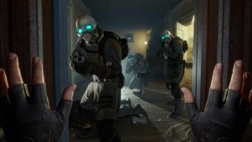 Half-Life : Alyx – Un mod multijoueur où jouer un robot