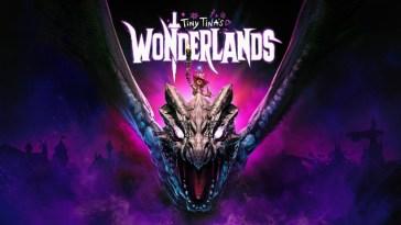 E3 2021 : Tiny Tina's Wonderlands, le mélange improbable entre la fantasy et l'univers de Borderlands se révèle
