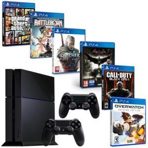 Promo Xbox One Et PS4 Avec 6 Jeux Brades 299 Et 399