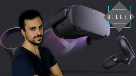 Ralit Virtuelle Lactualit Des Casques VR