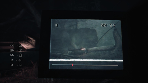 Blair Witch: In the haunted woods, Bloober's game succeeds in making its way