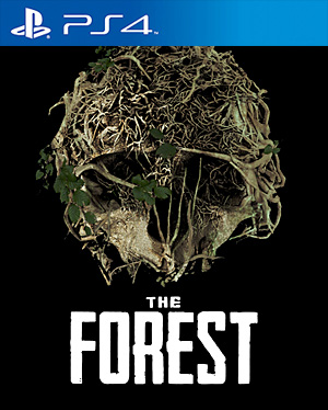The Forest Sur PlayStation 4