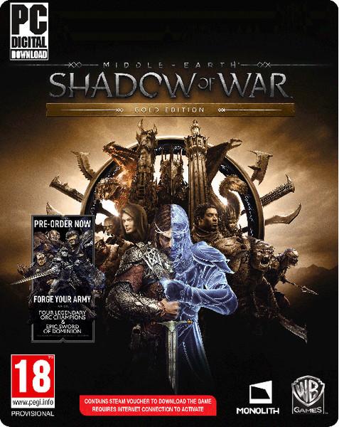L'ombre De La Guerre 3 : l'ombre, guerre, Terre, Milieu, L'Ombre, Guerre, Jeuxvideo.com