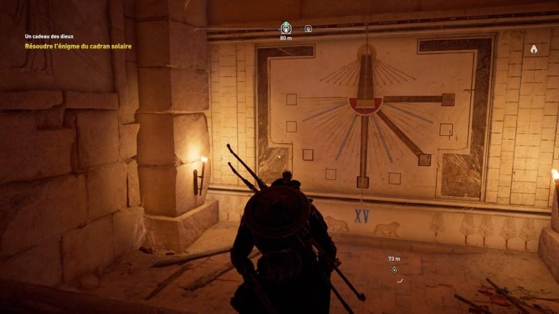 Assassin's Creed Origins – Soluce mission Final Fantasy XV