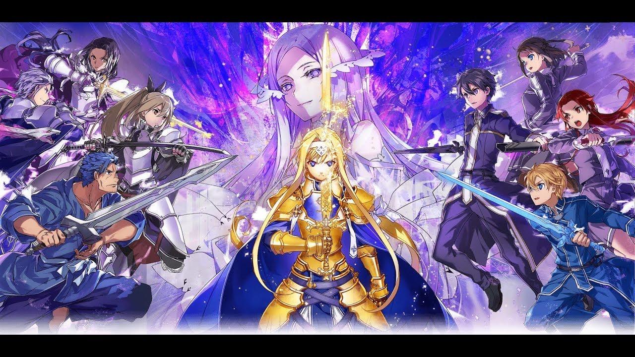 Sword Art Online : Alicization Rising Steel - jeuxvideo.com