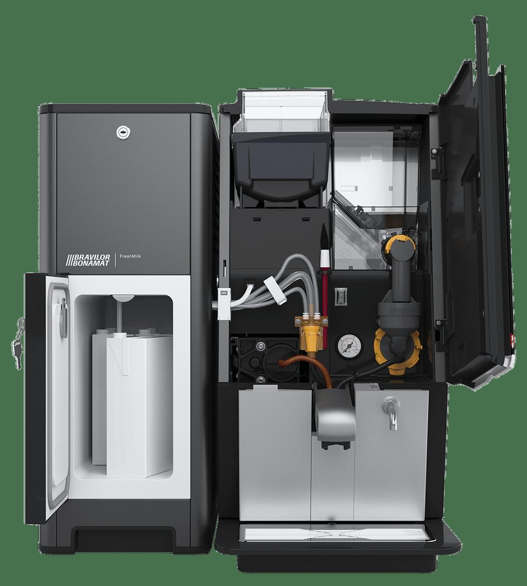 Kaffeevollautomaten Für Büro Und Gewerbe - Technik & Genuss Marco