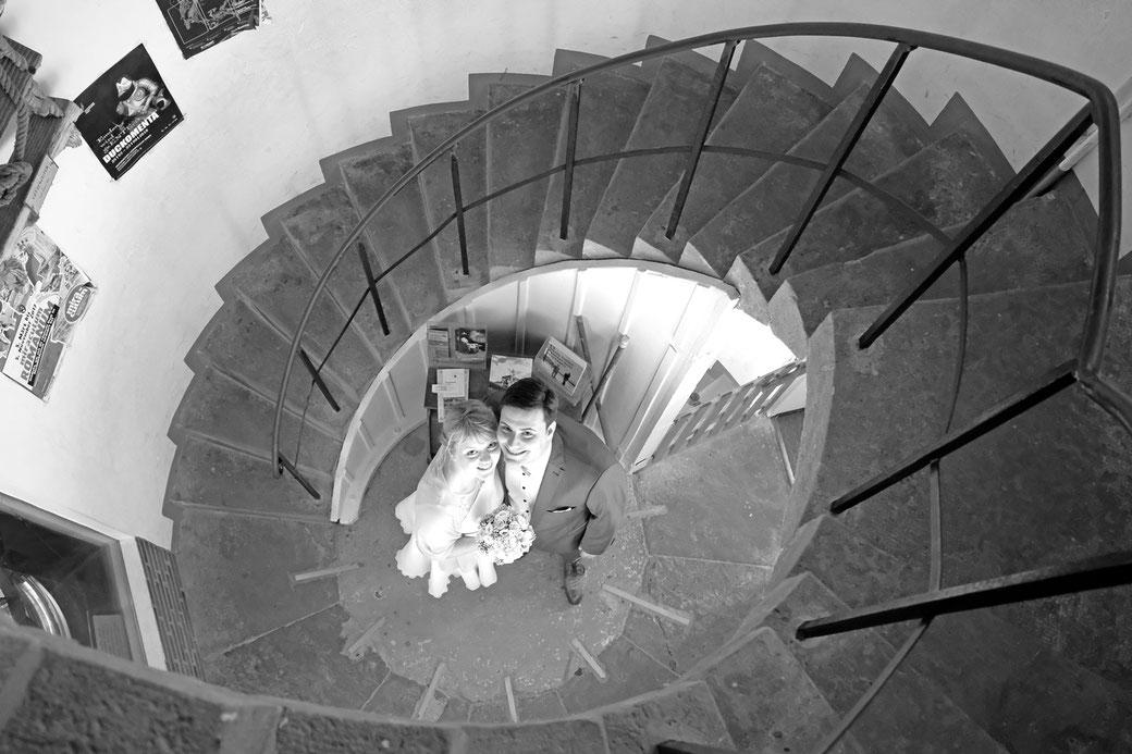 Leuchtturm Hochzeit Insel Wangerooge  Fotograf