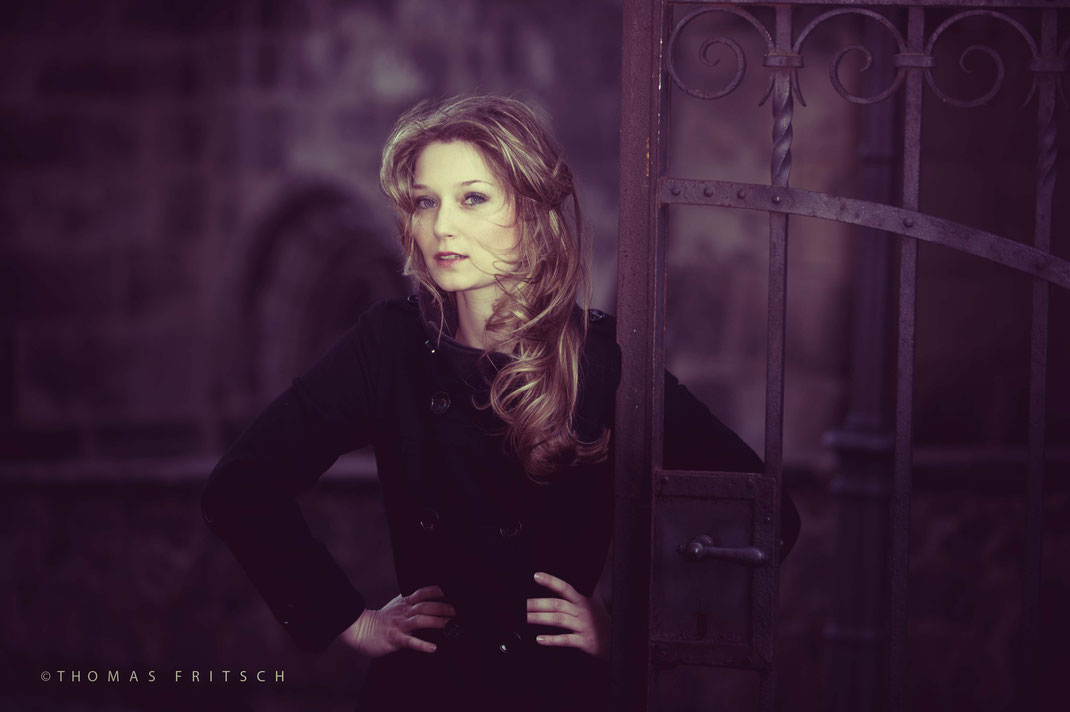 Shooting Nicole  on Location  THOMAS FRITSCH PHOTOGRAPHY