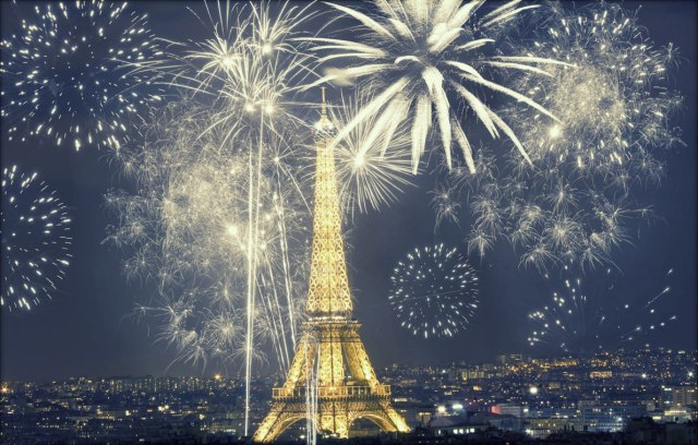 Best destinations to celebrate new year in Europe - Paris New Year - European Best Destinations