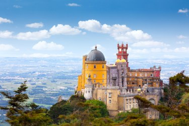 Beautiful Mythical Castles