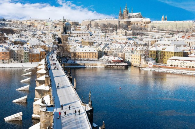 Best destinations to celebrate New Yaer - Prague New Year Copyright Marten_House- European Best Destinations