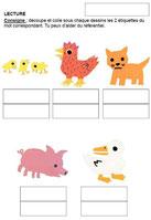 La Petite Poule Rousse Images Séquentielles : petite, poule, rousse, images, séquentielles, Petite, Poule, Rousse, Laclassededelphines, Jimdo, Page!