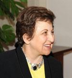 Shirin Ebadi, Patin der Frauenmuseen weltweit