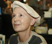 Marie-Aude Murail au salon du livre d'Orléans