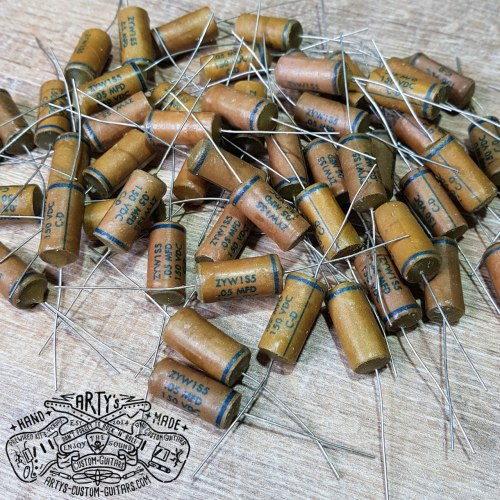 small resolution of vintage style zyw1s2 guitar tone capacitor