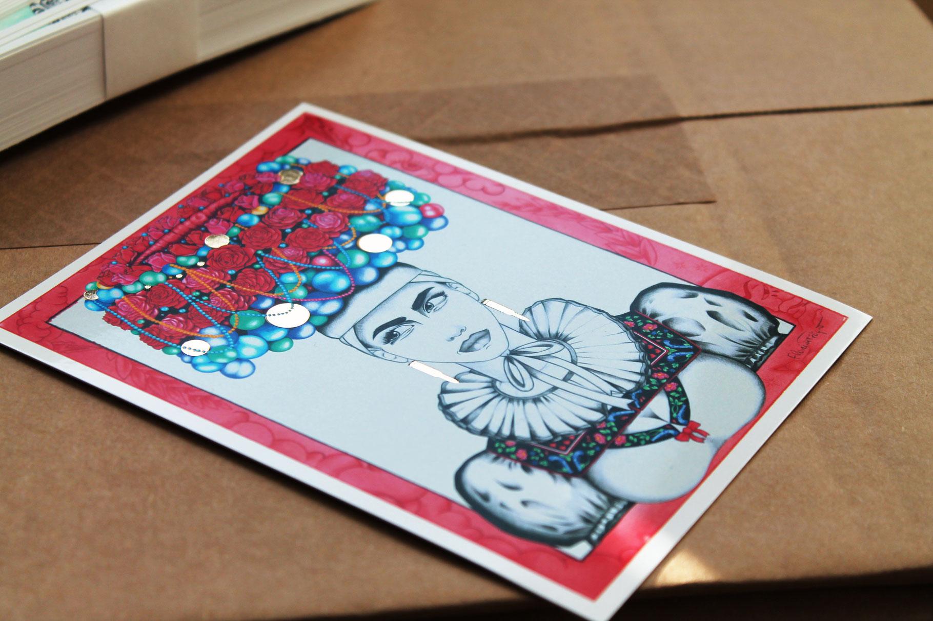 Brautkrone  Kunst Fine Art Prints Papeterie  Co
