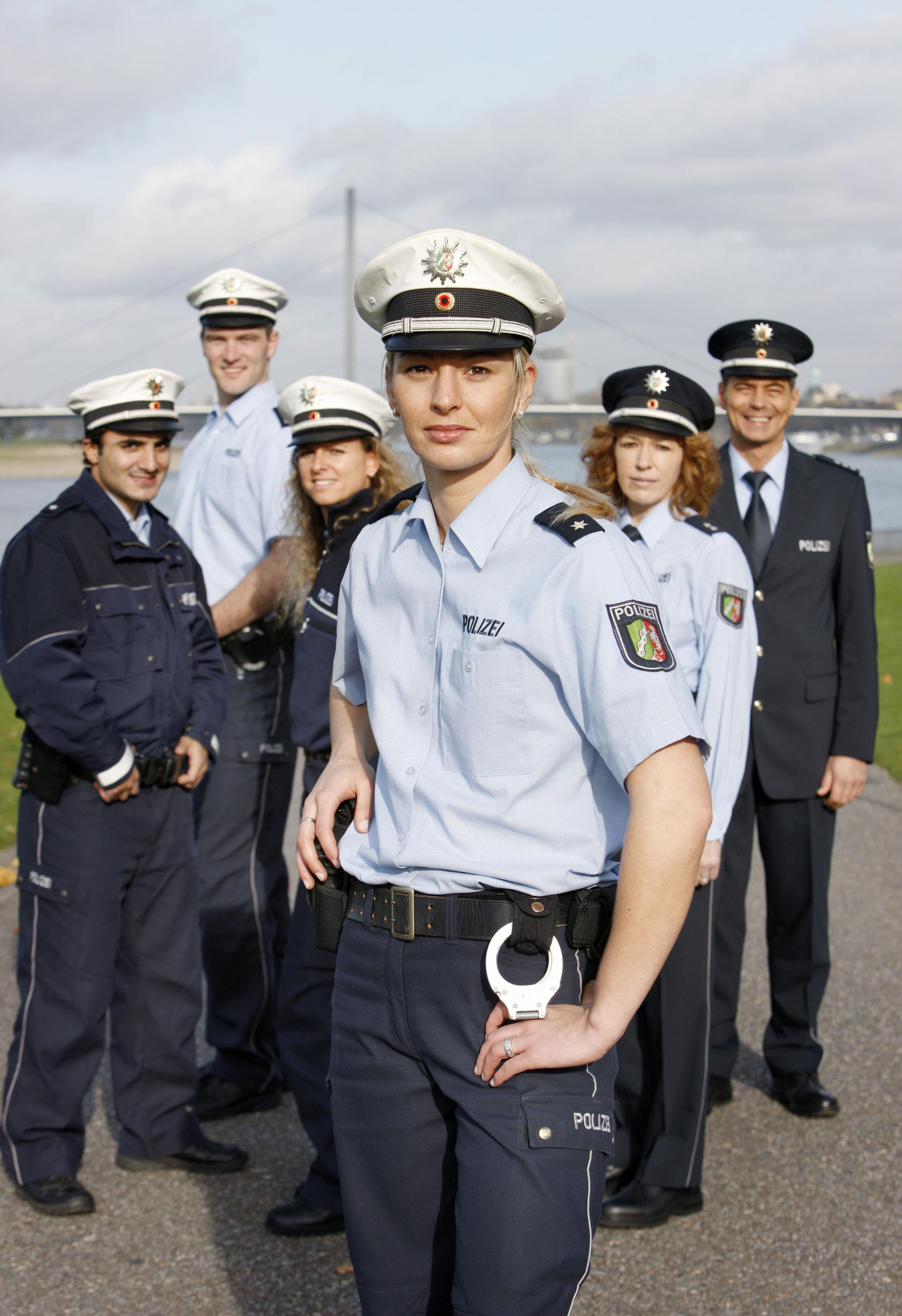 Polizeigeschichte NRW 2000er Jahre  Polizeigeschichte