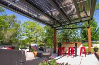 Solar Pergola - the most beautiful solar - PV Panels and ...