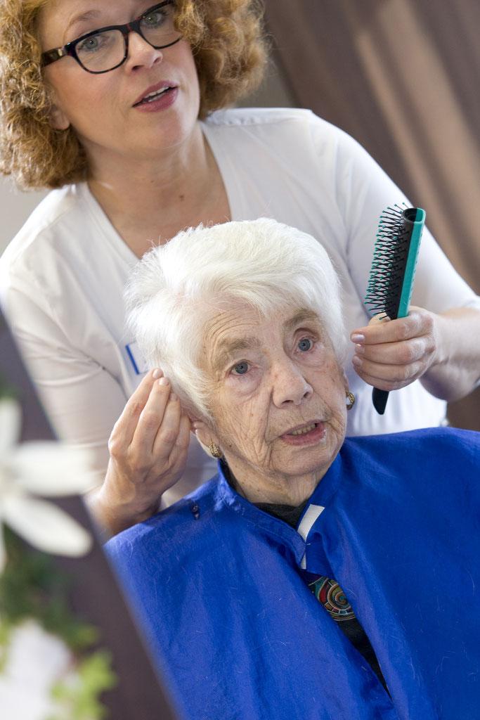 Ihr Friseur im Seniorenzentrum  Friseur Kornet in sterreich