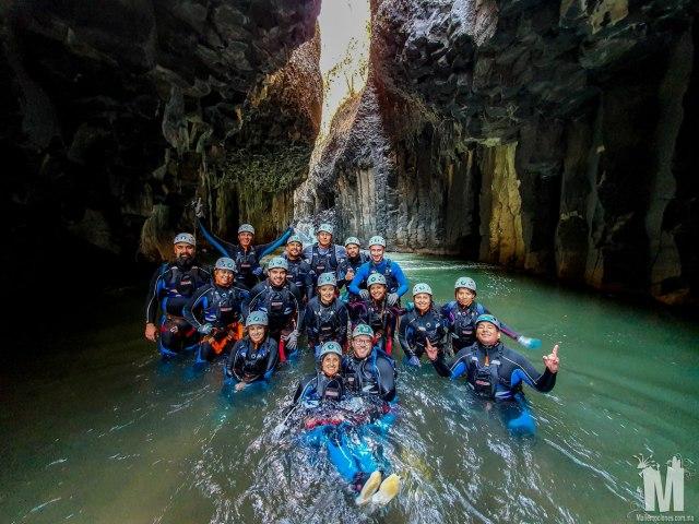 Cañón Garganta de la Iguana - Actividades turísticas en Malinalco