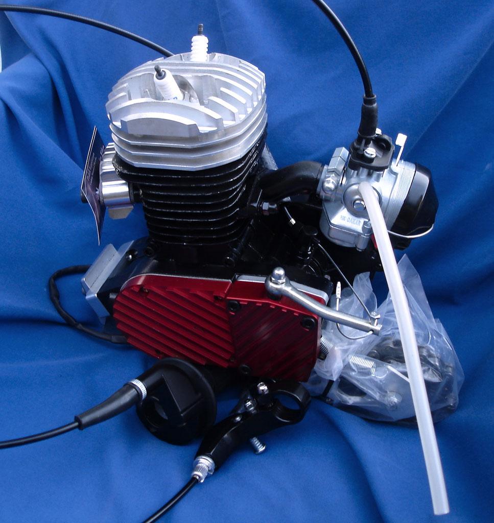 Aftermarket V Twin Motors