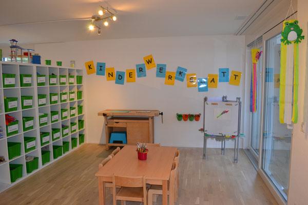 Bilder  Kita Kinderwerkstatt in Schaffhausen