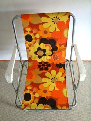 chaise de camping vintage  MUROS design et vintage en Bourgogne