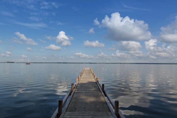 Fotoshooting mit Strandatmosphre am Steinhuder Meer bei