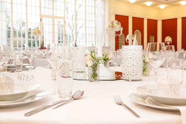 Wandelhalle in Badoeynhausen als Hochzeitslocation